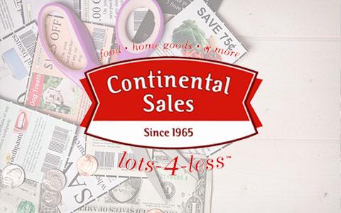 Continental Sales, dba Lots-4-Less